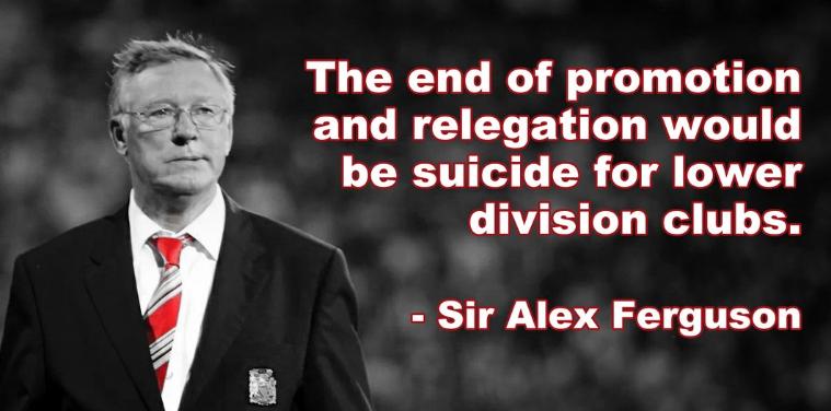 How Sir Alex Ferguson Would Fix USASoccer