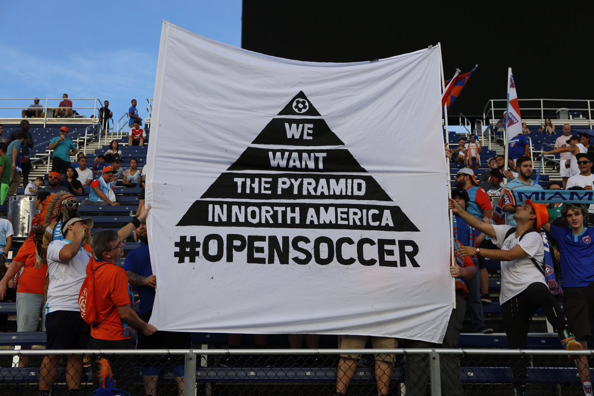 The Promotion/Relegation USA Soccer Decision Is Not up toMLS