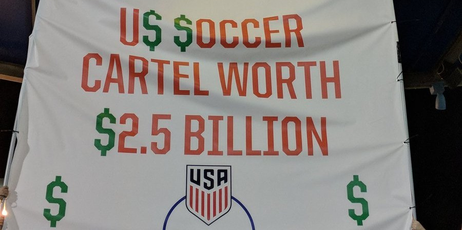 The Antitrust Argument that Will Open USASoccer